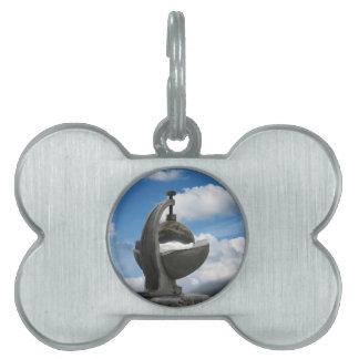 heliógrafo placas mascota
