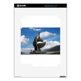 heliógrafo iPad 2 calcomanías