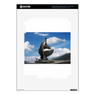 heliógrafo iPad 3 pegatina skin
