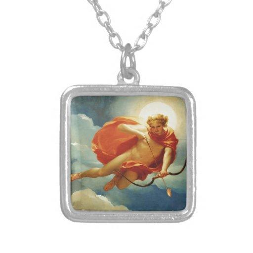 Helios como personificación del mediodía collar personalizado