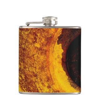"""Helios"" JTG Art Flask"