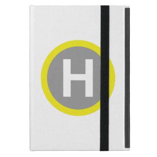 Helipad Sign iPad Mini Cover
