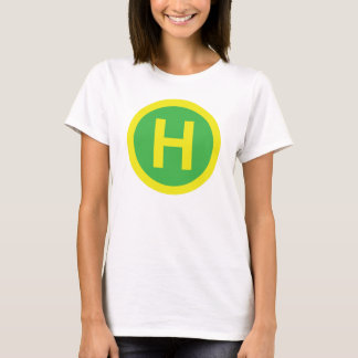 Helipad Sign T-Shirt