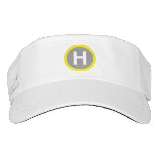 Helipad Sign Visor