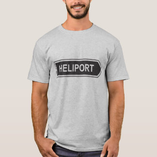 Heliport 2 T-Shirt