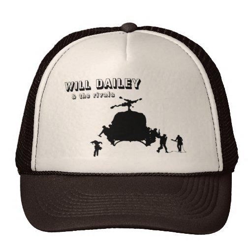 helitest#2 trucker hat