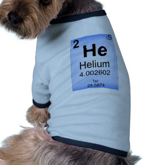 Helium Pet Tee Shirt
