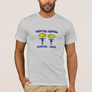 Helium Heads - Akron Ohio T-Shirt