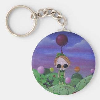 helium keychain