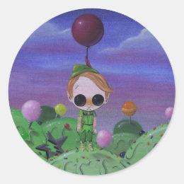 helium stickers