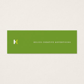 Helius Creative :: Social Networking Skinny Cards
