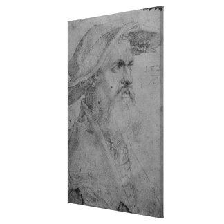 Helius Eobanus Hessus, 1526 Impresion En Lona