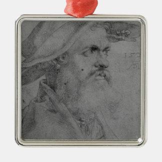 Helius Eobanus Hessus, 1526 Metal Ornament