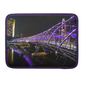 Helix Bridge, Singapore - Macbook Pro Sleeve