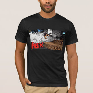 HELIX Front Flip Down Triple Stairs-ARC T-Shirt