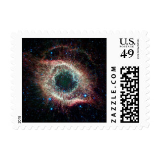 Helix in Infrared Stamps