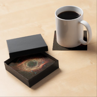 Helix in Infrared Coasters