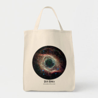 Helix in Infrared Tote Bag