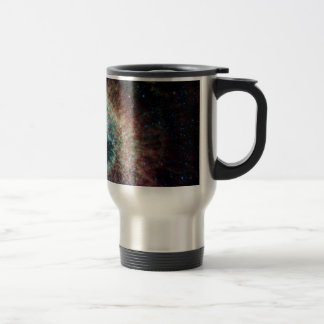 Helix in Infrared Travel Mug