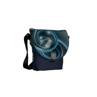 Helix Messenger Bag