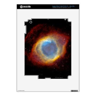 Helix Nebula 2 iPad 3 Skin