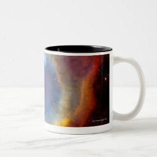 Helix Nebula 2 Two-Tone Coffee Mug