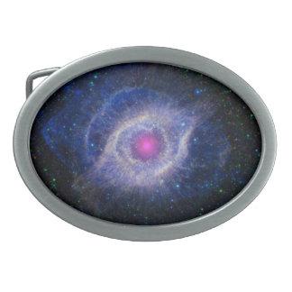 Helix Nebula Belt Buckle
