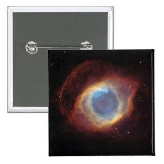 Helix Nebula Pinback Buttons