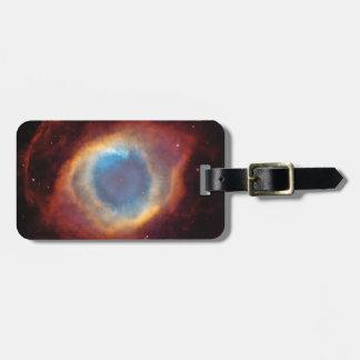Helix Nebula by Hubble Bag Tag