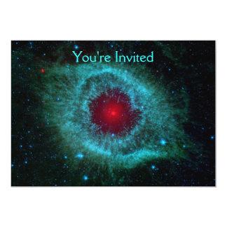 Helix Nebula Card