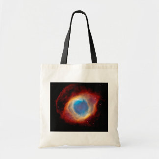 Helix Nebula Eye of God Tote Bags