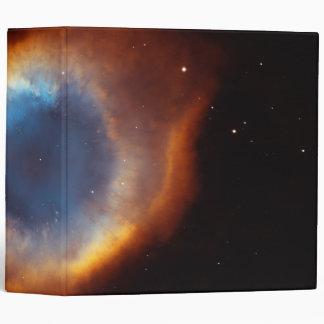 Helix Nebula Eye of God Hubble Telescope Binders