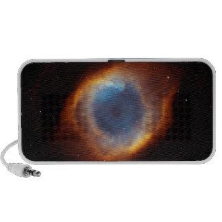 "Helix Nebula ""Eye of God"" Hubble Telescope Portable Speaker"