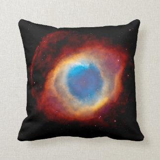 Helix Nebula Eye of God Pillow