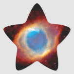 Helix Nebula Eye of God Stickers