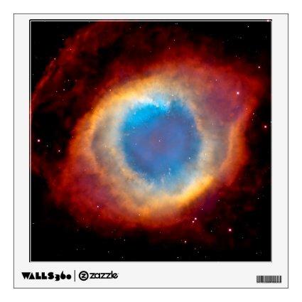 Helix Nebula Eye of God Wall Stickers
