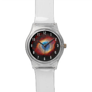 Helix Nebula Eye of God Wrist Watches