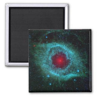 Helix Nebula Fridge Magnet