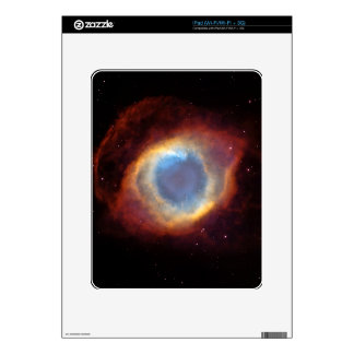 Helix Nebula Hubble Space Skins For The iPad
