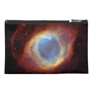 Helix Nebula (Hubble Telescope) Travel Accessory Bags