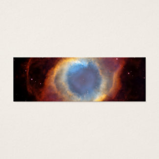 Helix Nebula (Hubble Telescope) Mini Business Card