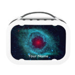 Helix Nebula in space Lunch Boxes