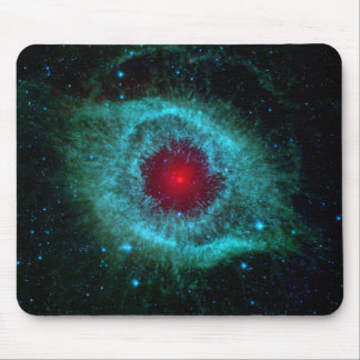 Helix Nebula Infrared Spitzer Mousepads