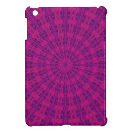 Helix Nebula Kaleidoscope. Case For The iPad Mini