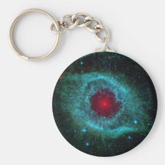 Helix Nebula Keychain