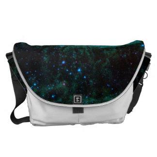 HELIX NEBULA MESSENGER BAGS