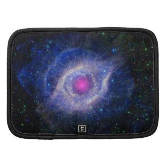 Helix Nebula NASA Purple Folio Planners