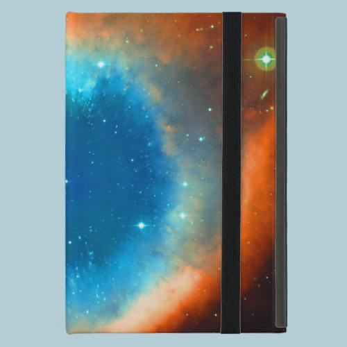 Helix Nebula, NGC 7293 Cases For iPad Mini