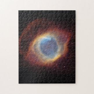 Helix Nebula Puzzle