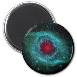 Helix Nebula Refrigerator Magnets